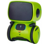 Интерактивный робот AT-Robot с голосовым управлением Зеленый AT001-02