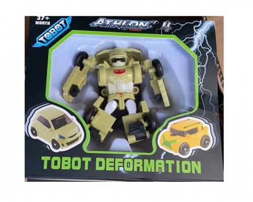 Трансформер Тобот мини 525-7