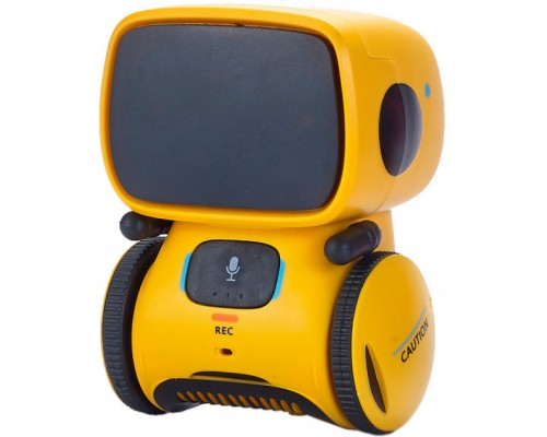 Интерактивный робот AT-Robot с голосовым управлением Желтый AT001-03