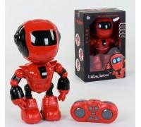 Робот на радиоуправлении 2028-81 красный