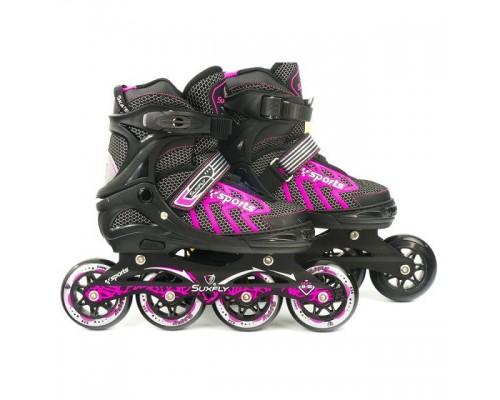 Ролики Best Roller 9015 pink 39-42