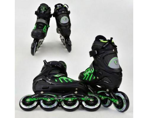 Ролики Best Roller 9015 green 39-42