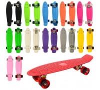 Скейт пенниборд Profi MS0848-1 6 цветов