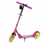Самокат Amigo sport Prime розовый