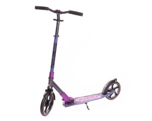 Самокат двухколесный Explore Degree 230 фиолетовый