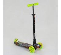 Самокат Best Scooter maxi 779-1325 зеленый