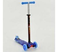 Самокат Best Scooter maxi 779-1305 голубой