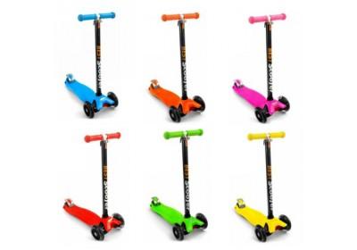 Самокат четырехколесный Best Scooter mini 6 цветов