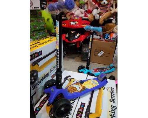Самокат Kids Speed Scooter 5 цветов