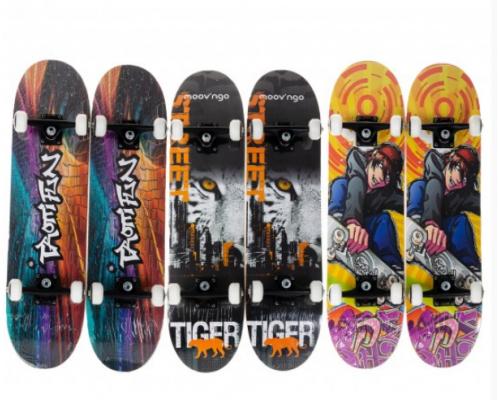 Скейтборд GRINDER Explore 3 цвета