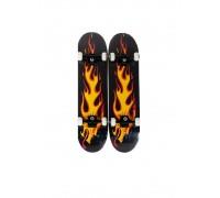 Скейт скейтборд Explore SONIC огонь