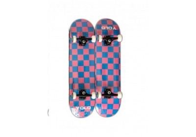 Скейт скейтборд Explore SLIDE MASTER 2019 розовый