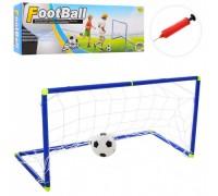 Футбольные ворота с мячом, сеткой и насосом AZ951