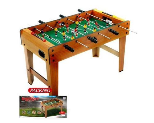 Настольный футбол деревянный ZC1017B
