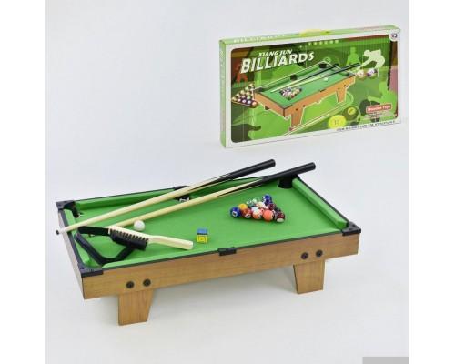 Бильярд деревянный XJ8807