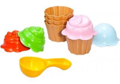 Песочный набор Fancy Кексы KEKS4