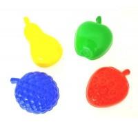 Песочный набор паски фрукты Полесье 40275