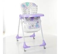 Стульчик для кормления Bambi M3233 Elefant lavender