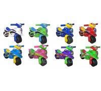 Мотоцикл Doloni 0139 не музыкальный 8 цветов