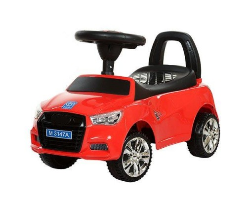 Детская машинка каталка толокар Bambi M3147A-3 красный