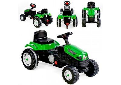 Толокар педальный трактор 07-314