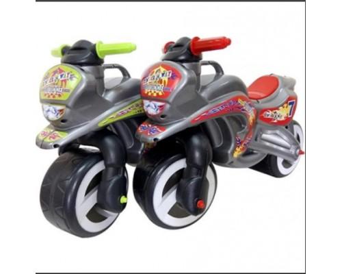 Каталка KinderWay Мотоцикл 11-006 Металлик