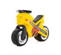 Толокар Мотоцикл Polesie MX 80578 Желтый