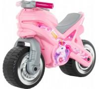 Толокар Мотоцикл Polesie MX80608 Розовый