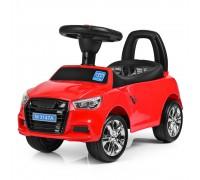 Детская машинка каталка толокар Bambi M3147A MP3-3 красный
