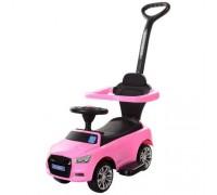 Машинка толокар Bambi M3503A-8 розовый