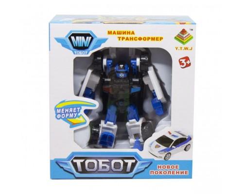 Трансформер Тобот мини DT-339-16 Полиция
