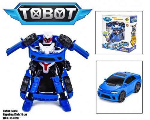 Трансформер Тобот мини DT-339-16 Tobot X синий