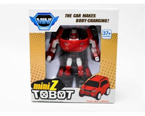 Трансформер Тобот tobot 238 mini С