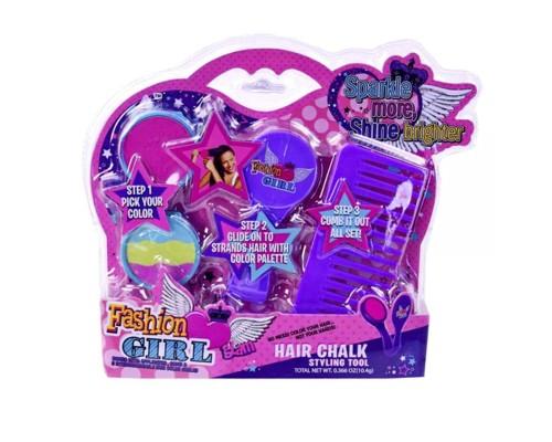 Набор детской косметики Мелки для волос 81030