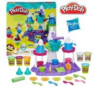 Набор Замок мороженого Play-Doh B5523