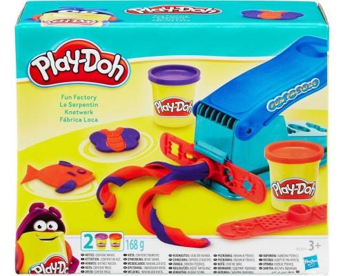 Набор Play-Doh Fun factory B5554