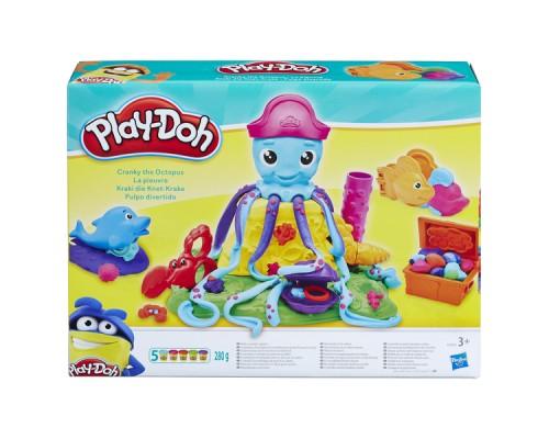 Набор Play-Doh Веселый осьминог E0800