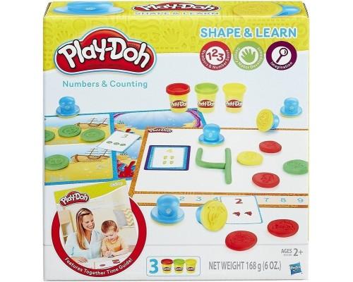 Набор Play-Doh Цифры и числа B3406