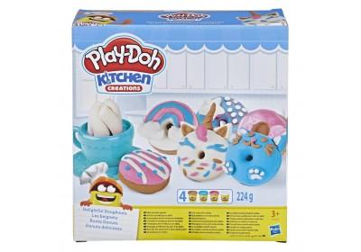 Игровой набор Play Doh Выпечка и пончики E3344