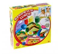 Набор теста для лепки Сэндвич-ланч 8515