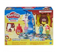 Набор фабрика мороженого Play-Doh Мороженое с глазурью Е6688