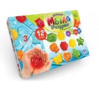 Набор для творчества Danko Toys Детское фигурное мыло DFM-02-01