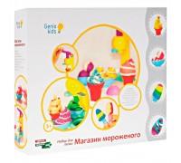 Набор для детского творчества Genio Kids Магазин мороженого TA1035