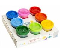 Набор для лепки Genio Kids Тесто-пластилин 8 цветов TA1045