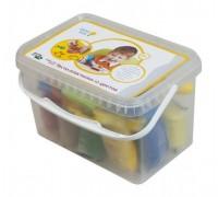 Набор для лепки Genio Kids Тесто-пластилин 12 цветов TA1068