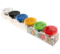 Набор для лепки Genio Kids Тесто-пластилин 6 цветов TA1009