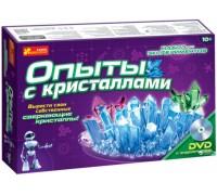 Набор для экспериментов Ranok-Creative Опыты с кристаллами 12114002Р