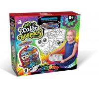 Детский рюкзак раскраска My Color BagPack CBP-01-01