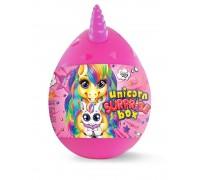Креативный набор Яйцо пони Unicorn Surprise Box Danko Toys USB-01-01 25 см