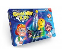 Набор для опытов Chemistry Kids Danko Тoys CHK-02-01 малый